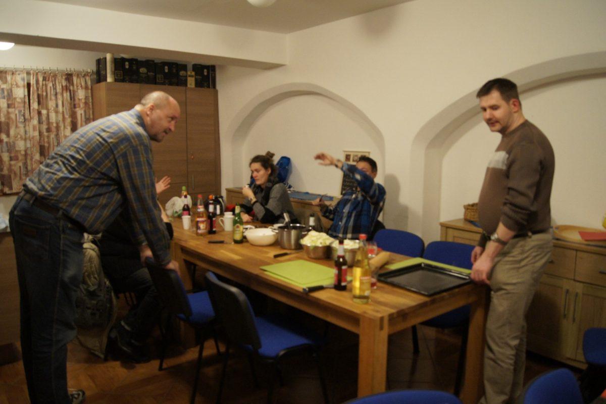 deutsch-polnischer Kochabend am 17.11.2015